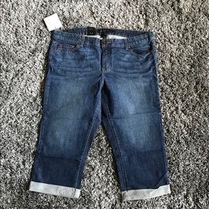 Calvin Klein Ankle Jeans